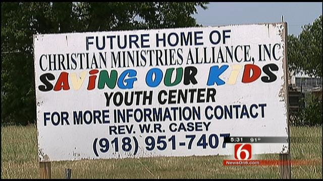 Christian Minister's Alliance Aims To Clean Up The Streets Of North Tulsa