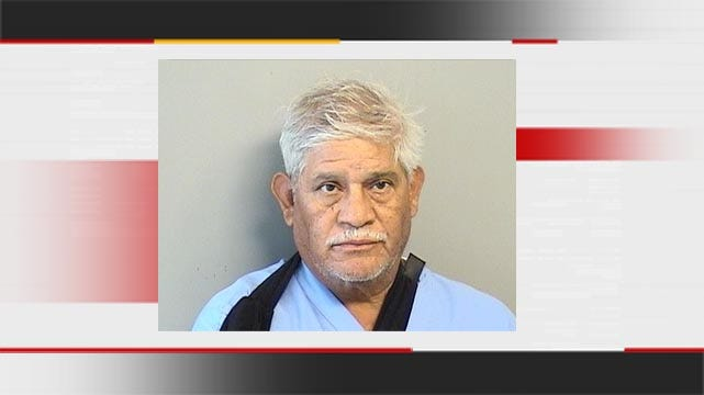 Man Accused Of Killing Wife Released From Hospital, Booked Into Tulsa County Jail