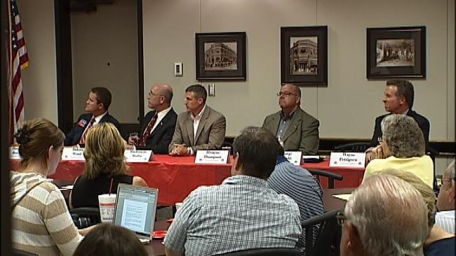 Six Oklahoma Republicans Vying For Dan Boren's Spot In Congress