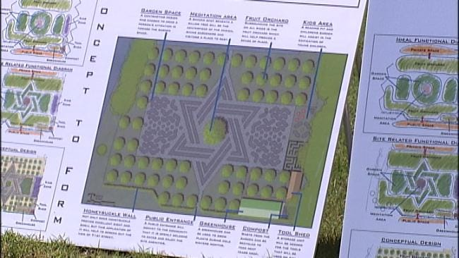 The Jewish Federation of Tulsa Breaks Ground on Community Garden