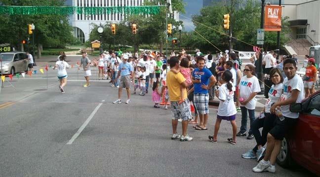 Hispanic Heritage Celebrated With Downtown Tulsa Run