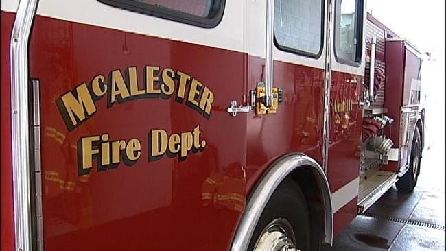 McAlester Voters Set To Decide Fate Of Firefighters' Contract