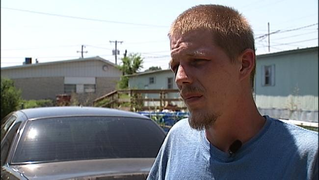 Wagoner County Man Kidnapped And Forced Into Trunk