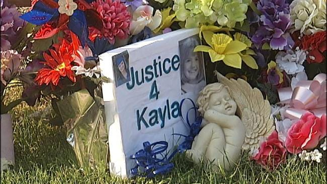 Friends And Family Of Kayla Ferrante Hold Vigil In Her Memory
