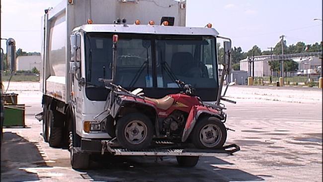 City of Tulsa's New Trash Service Begins Monday