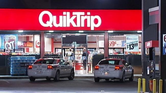 East Tulsa QuikTrip Store Clerk Robbed At Gunpoint