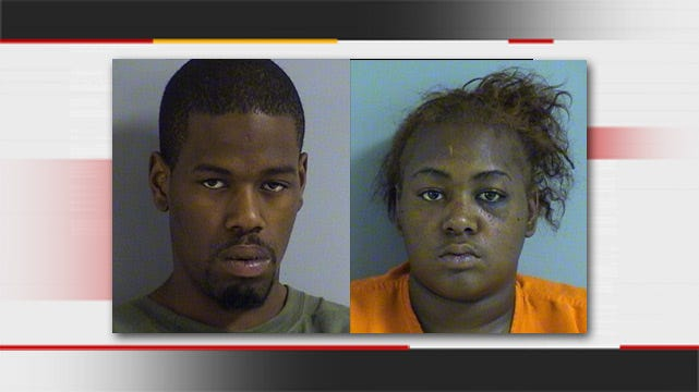 Tulsa Couple Jailed For Bank Robbery
