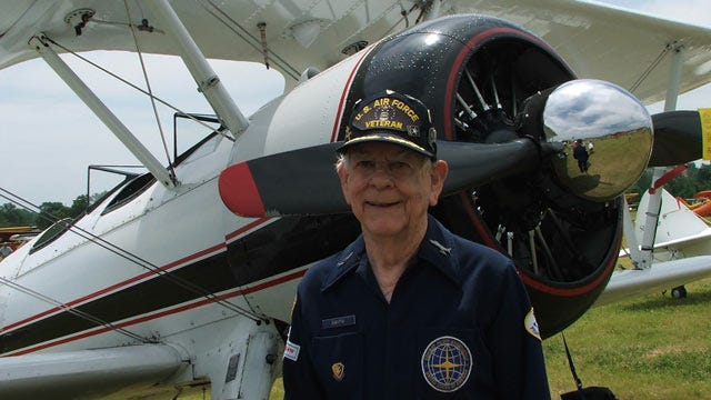 Skiatook World War II Veteran Remembered On Anniversary Of D-Day