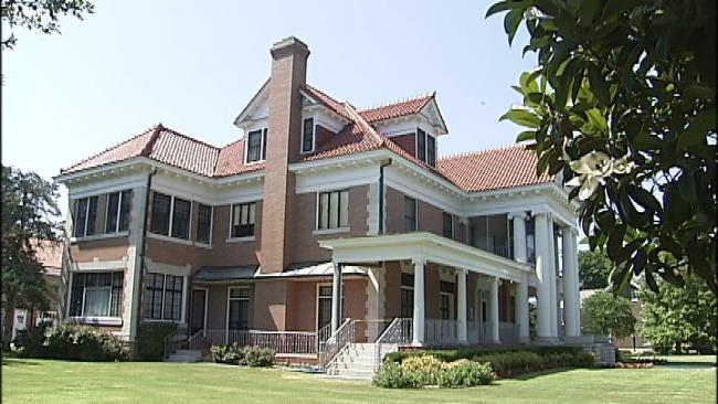 Frank Phillips Home A Slice Of Oklahoma History