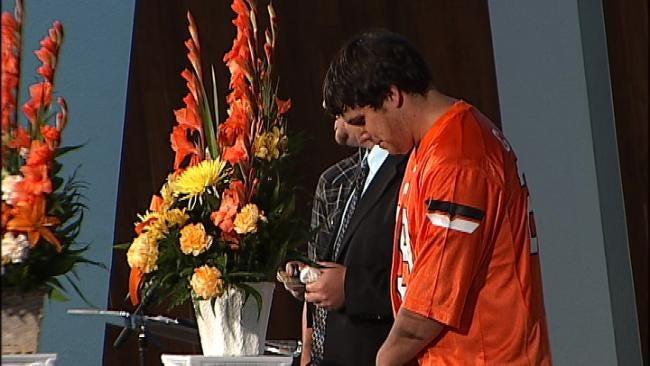 Memorial Service Held For Plane Crash Victim, NSU Professor