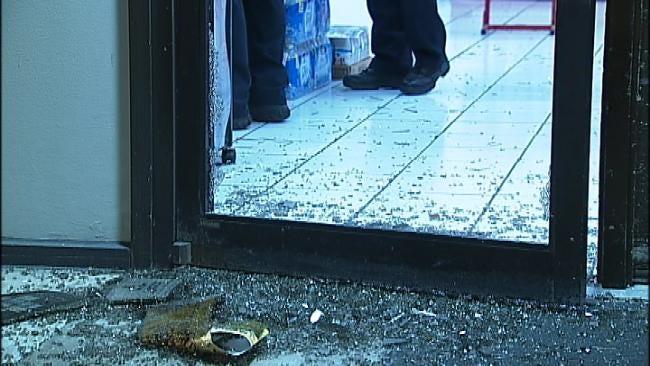 Tulsa Police: Alarm May Have Scared Burglars Away