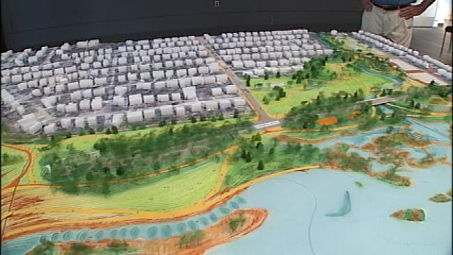 Foundation Unveils Initial Plan For Riverside Drive Project In Tulsa