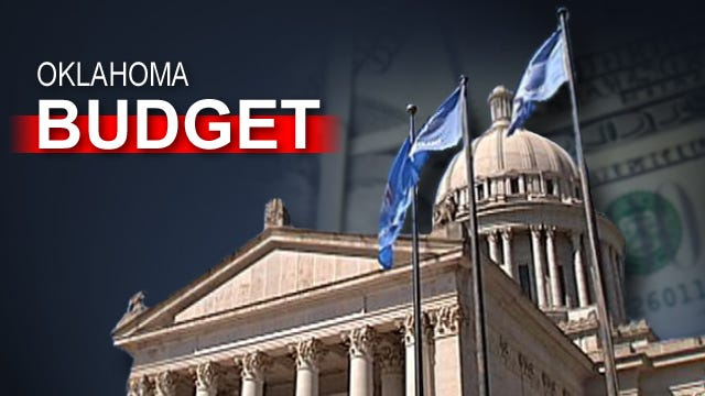 Oklahoma State Budget Breakdown