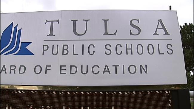 Tulsa Public Schools Seeks Private Funds To Save Jobs