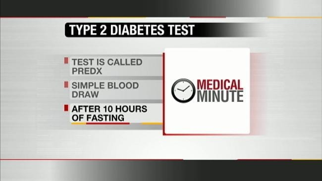 New Test To Predict Chances Of Type 2 Diabetes Available In Oklahoma