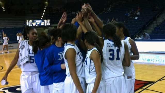 Tulsa Women's Basketball Falls In Overtime