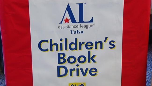 Assistance League Delivers 1,300 Books For Tulsa Kids