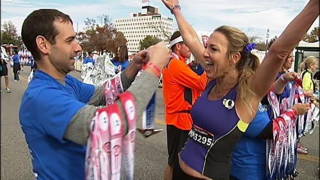 California Woman Tackles Route 66 Marathon In Father's Honor