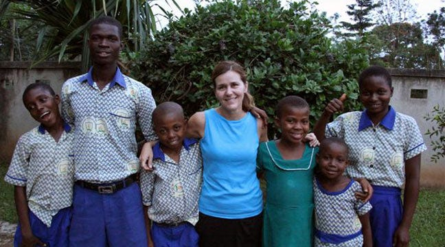 Generous Tulsans Make Huge Impact On Village In Ghana