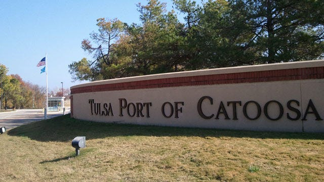 Drought Could Soon Put Strain On Shipping From Port Of Catoosa