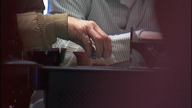 Oklahoma Man Who Struggled With Gambling Addiction Speaks