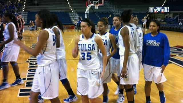 Tulsa Women Get First Win Of Season Against Utah Valley