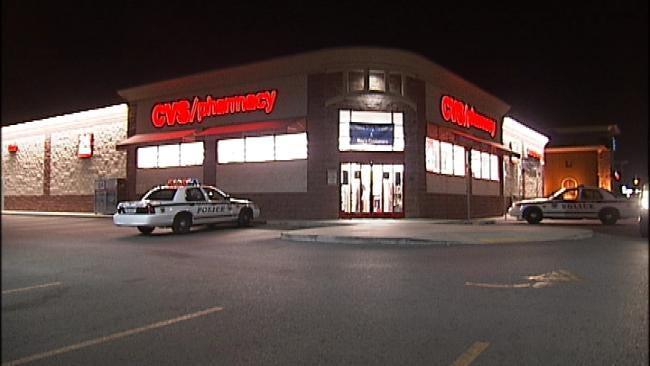 Store Clerk Injured During Tulsa Store Robbery