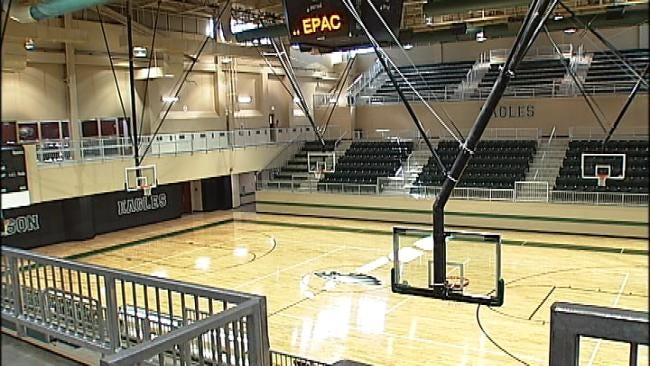 Edison School Opens New Athletic Center