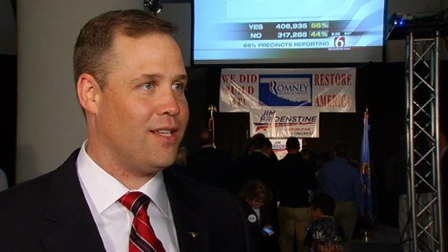 Republican Jim Bridenstine Wins Oklahoma District 1 Congressional Seat