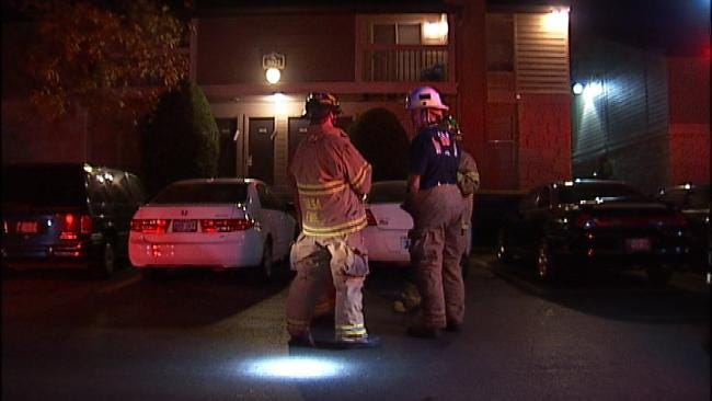 Man Injured In Tulsa Apartment Fire