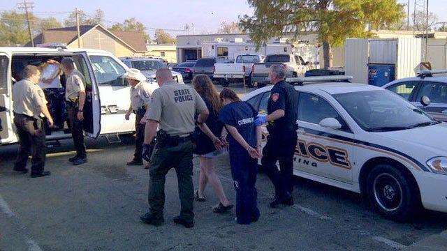 Oklahoma Bureau Of Narcotics Ends 2-Month Undercover Drug Sting
