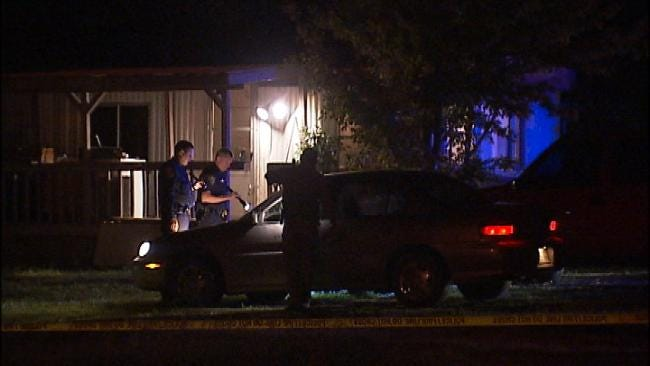 Glenpool Police Investigating Deadly Shooting