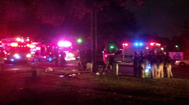 Pickup Driver Killed In Rollover Crash On South Harvard