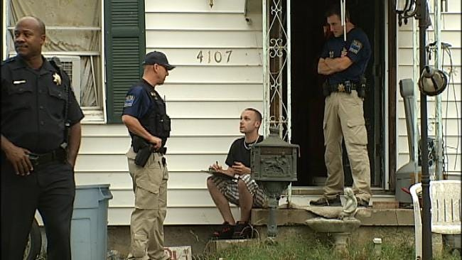 Police: Tulsa Toddler Wounded In Apparent Accidental Shooting