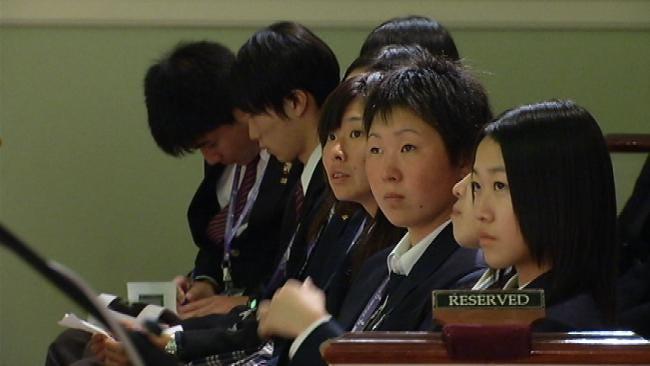 Tulsa Church Hosts Japanese Tsunami Survivors