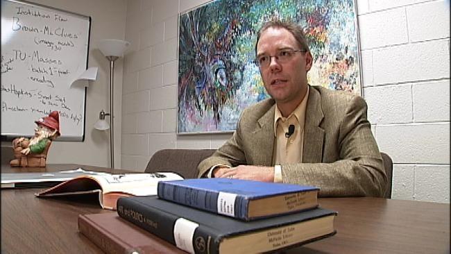 TU Professor Defends Program Senator Coburn Calls Wasteful