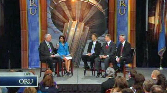 Candidates For Oklahoma's 1st Congressional Seat Debate On NewsOn6.com