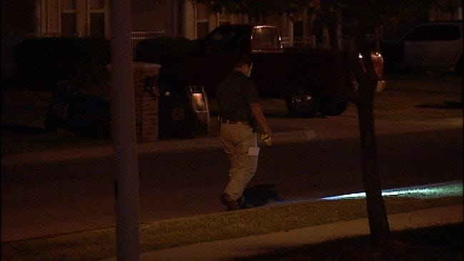Shots Fired In North Tulsa Neighborhood Early Tuesday