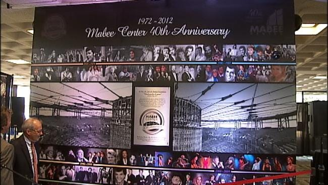 ORU's Mabee Center Celebrates 40 Years Of Entertainment