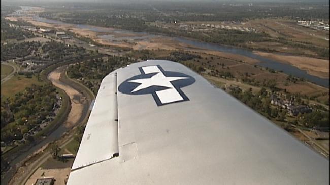Spirit Of Tulsa CAF Offering WWII Vets Free Rides In Restored PT-19