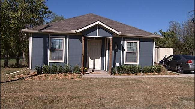 Tulsa's First 'Green' Certified Habitat For Humanity Home
