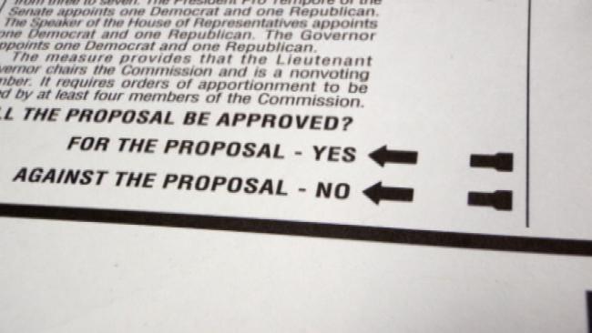 Oklahoma Absentee Voting Deadline Wednesday