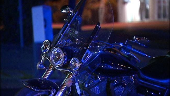 Police: Drunk Man Stumbles Into Path Of Tulsa Motorcyclist