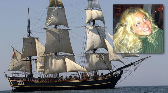 Vian Woman, Bounty Crew Member Dies In Superstorm Sandy