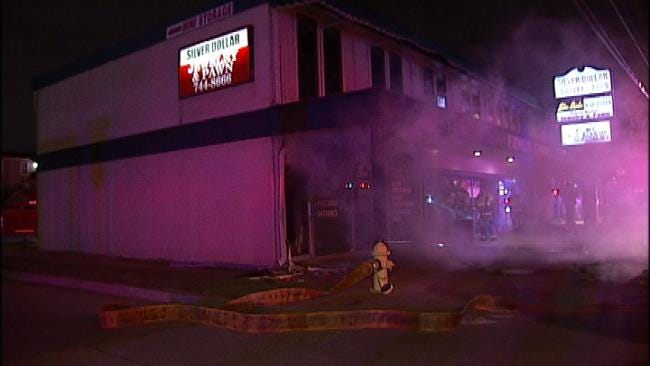 Fire At Tulsa Pawn Shop Under Investigation
