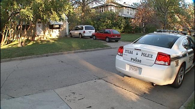 Tulsa Police: Man Arrested After Stabbing Girlfriend's Former Boyfriend
