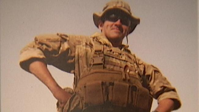 Collinsville Soldier's Widow Touched By Mitt Romney's Silent Tribute