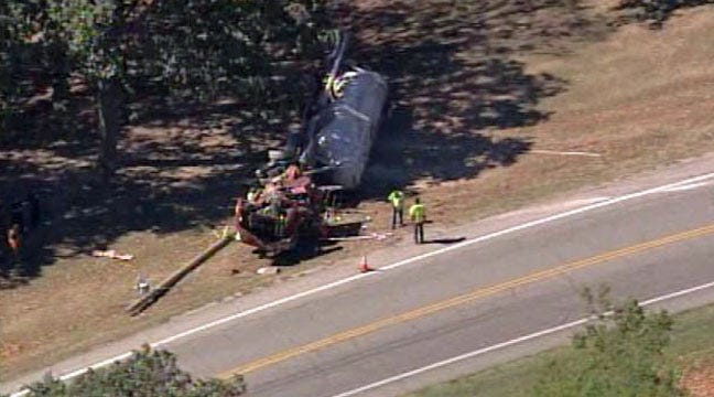 Authorities Identify Truck Driver Killed In Wreck At Oologah Dam