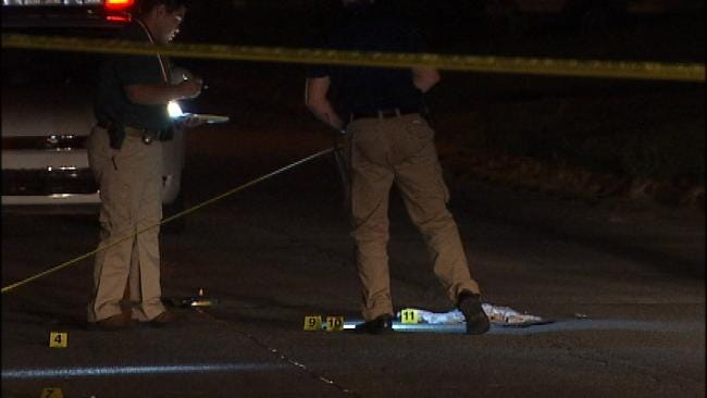 Three Wounded In South Tulsa Shooting