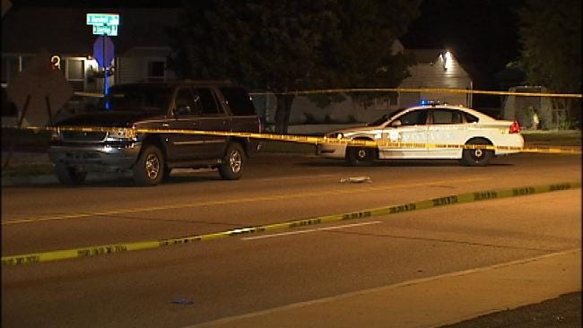 Man Questioned In Tulsa's 36th Homicide Of The Year